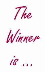 And the winner is …
